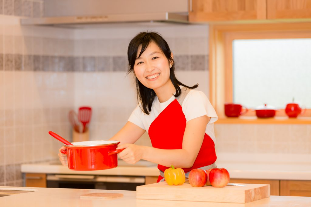 料理教室と時短講座のすまーときっちん主宰 佐藤智実