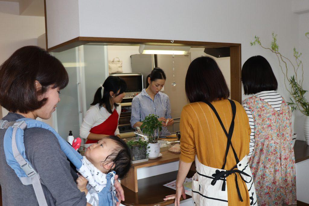 自宅料理教室 時短料理 初心者向け料理教室 子連れ料理教室 金沢料理教室