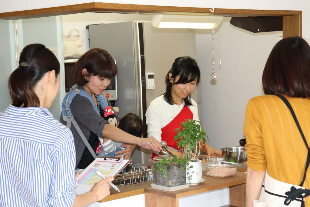 料理教室 初心者向け 子連れ 金沢料理教室 時短料理
