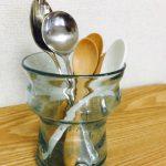 時短で食事準備カトラリー収納術 子どもの箸・スプーンにおすすめ