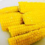 簡単甘い!トウモロコシの時短レンジ加熱調理方法・子どもも食べやすい人気の切り方
