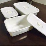 おしゃれな白いおすすめ保存容器・持ち寄りパーティーやお弁当にも便利 野田琺瑯(ホーロー)